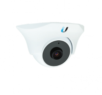 IP-камера Ubiquiti UVC-Dome provides 720p HD resolution at 30 FPS