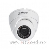 HDCVI купольная камера DH-HAC-HDW1200MP-VF 1080p, 2.7-12мм, ИК до 30м, 12В