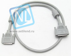 Кабель HP C5742A 1.5m external SCSI Cable (LVD/SE) 68 pin HD to 68 pin HD-C5742A(NEW)