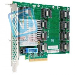 Контроллер HP 727253-001 12Gb SAS Expander Card for DL380 Gen9-727253-001(NEW)