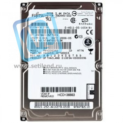"Жесткий диск Fujitsu 60-GB 2.5"" Small Form Factor ATA HDD, 5400 rpm-MHV2060AS(NEW)"
