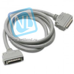 Кабель HP 164604-B21 24 ft SCSI Cable ALL 24ft. VHDCI to VHDCI SCSI Cable-164604-B21(NEW)