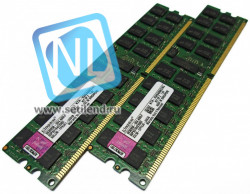 Модуль памяти Kingston DDRII FBD 4GB(2x2GB) PC2-5300 667MHz-KVR667D2D8F5K2/4G(new)