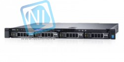Сервер 1U Dell PowerEdge R330, 1 процессор E3-1230v6, 16GB DRAM