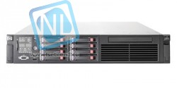 Сервер HP ProLiant DL380 G6, 2 процессора Intel 6C X5650 2.66 GHz, 72GB DRAM