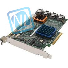 Контроллер Adaptec 2252900-R 256MB PCI-E x8 SAS/SATAII, RAID, 16port(int 4*SFF8087)-2252900-R(NEW)