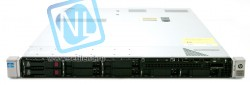 Сервер HP Proliant SL2500 Gen8, 8 процессоров Intel Xeon 8C E5-2660 2.20GHz, 128GB DRAM, 24SFF