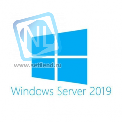 Лицензия Microsoft Windows Server CAL 2019 RUS OEM CAL на 5 устройств с носителем