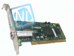 Сетевая карта IBM 2Гбит/сек SP FC HBA LC LP PCI-X-80P4382(NEW)