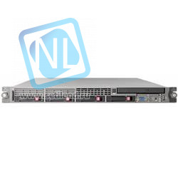 DL360G5 Intel Xeon QC 5355 2x2666Mhz/1333/2*4Mb/ DualS771/ i5000P/ 4Gb(32Gb) FBD/ Video/ 2LAN1000/ 6SAS SFF/ 0x36(146)Gb/10(15)k SAS/ DVDRW/ ATX 700W 1U