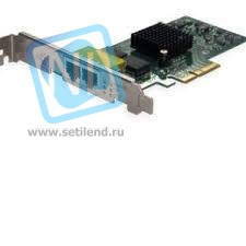 Сетевая карта 2 порта 10/100/1000Base-T Bypass (RJ45, Intel i350AM2), Silicom PE2G2BPi35A-SD