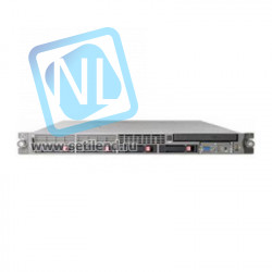 DL360G5 Intel Xeon QC 5410 2333Mhz/1333/2*6Mb/ DualS771/ i5000P/ 2Gb(32Gb) FBD/ Video/ 2LAN1000/ 6SAS SFF/ 1x146Gb/10k SAS/ DVDRW/ ATX 700W 1U