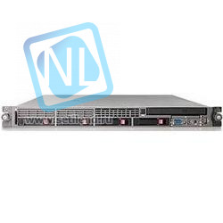 DL360G5 Intel Xeon QC 5430 2666Mhz/1333/2*6Mb/ DualS771/ i5000P/ 2Gb(32Gb) FBD/ Video/ 2LAN1000/ 6SAS SFF/ 0x36(146)Gb/10(15)k SAS/ DVDRW/ ATX 700W 1U