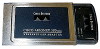 Cisco Aironet 350 (AIR-PCM350)