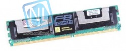 Модуль памяти Kingston 4GB(2x2Gb) DDR-II PC2-5300 667MHz FBD FBDIMM Kit-KTH-XW667/4G(new)