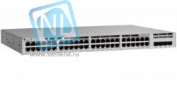 Коммутатор Cisco Catalyst C9200L-48P-4G-E