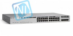 Коммутатор Cisco Catalyst C9200L-24T-4X-E
