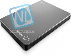 "STDR2000201, Внешний жесткий диск Seagate STDR2000201 2000ГБ Backup Plus Slim Portable 2.5"" 5400RPM 8MB USB 3.0 S"
