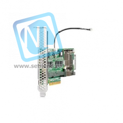 RAID-контроллер HP Smart Array P440/4GB FBWC, SAS