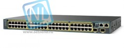 Коммутатор Cisco Catalyst WS-C2960S-48LPD-L