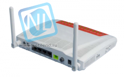 ONU Orion с портами 1xGPON, 4х10/100/1000Base-T, 2xPOTS, WiFi, USB