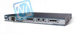 Шлюз Cisco 2801 VoIP E1 Bundle