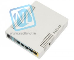 Радиомаршрутизатор MikroTik RB951Ui-2HnD