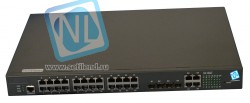 Коммутатор NetLand 32x10/100/1000Base-T Ethernet ports, 8x10GE SFP+ ports, AC power supply