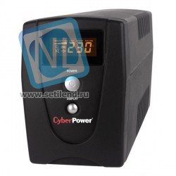 ИБП Cyberpower Value SOHO VALUE600ELCD